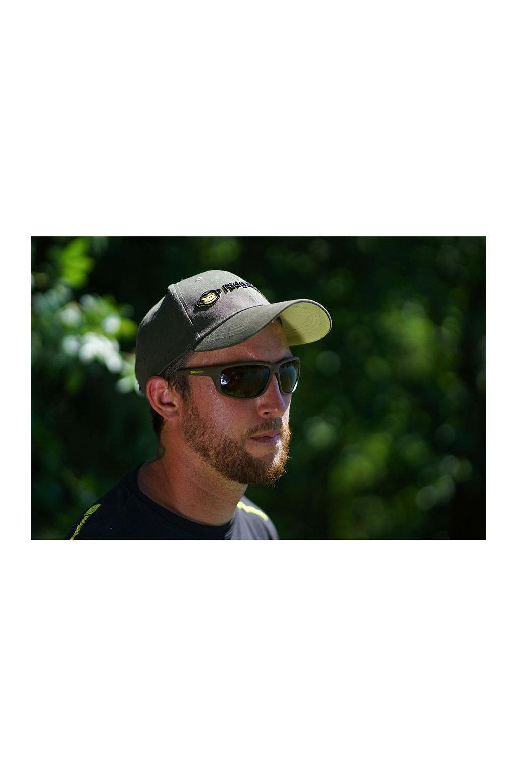 RidgeMonkey: Brýle Pola-Flex Sunglasses Dark Bronze