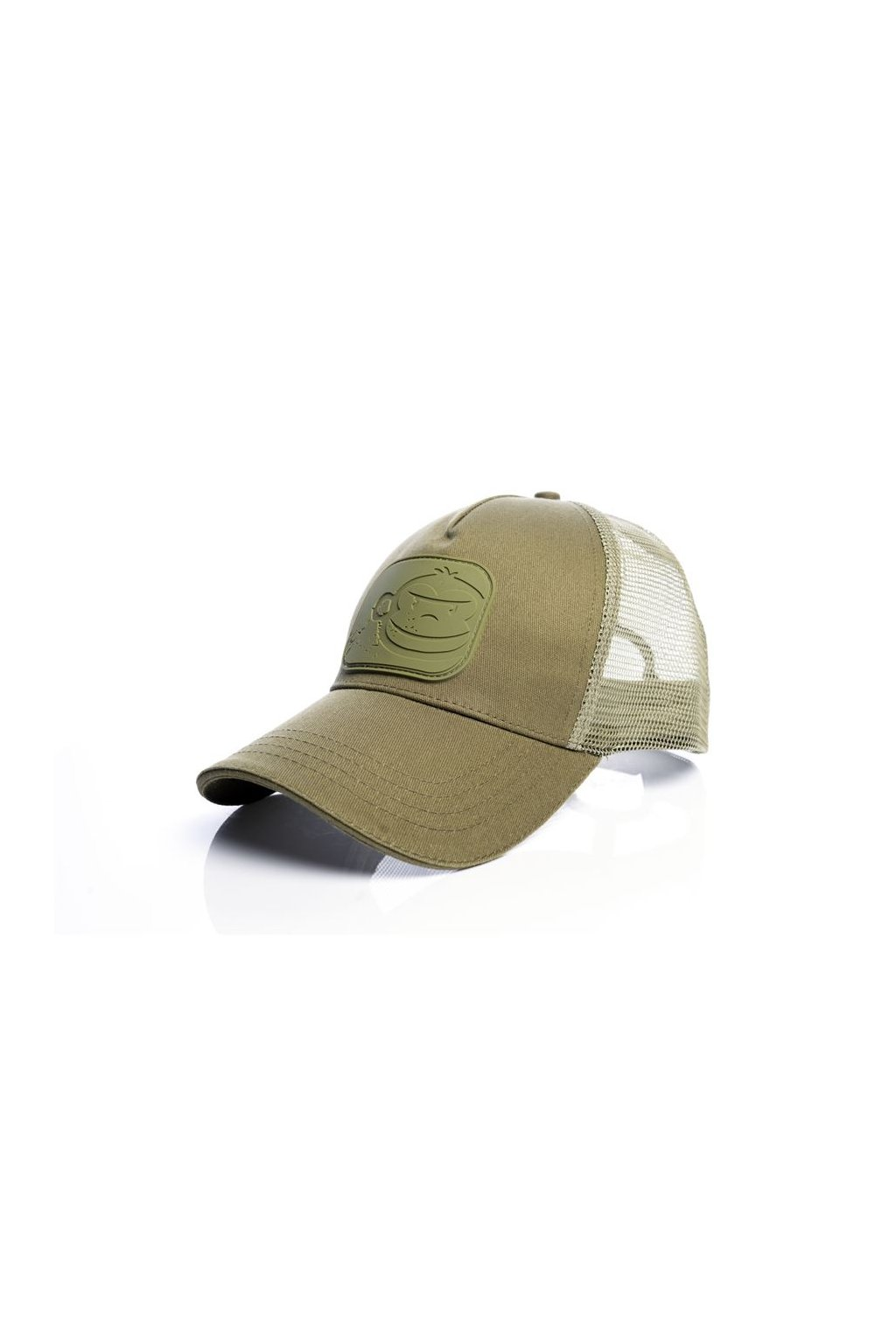 RidgeMonkey: Kšiltovka APEarel Dropback Pastel Trucker Cap Zelená