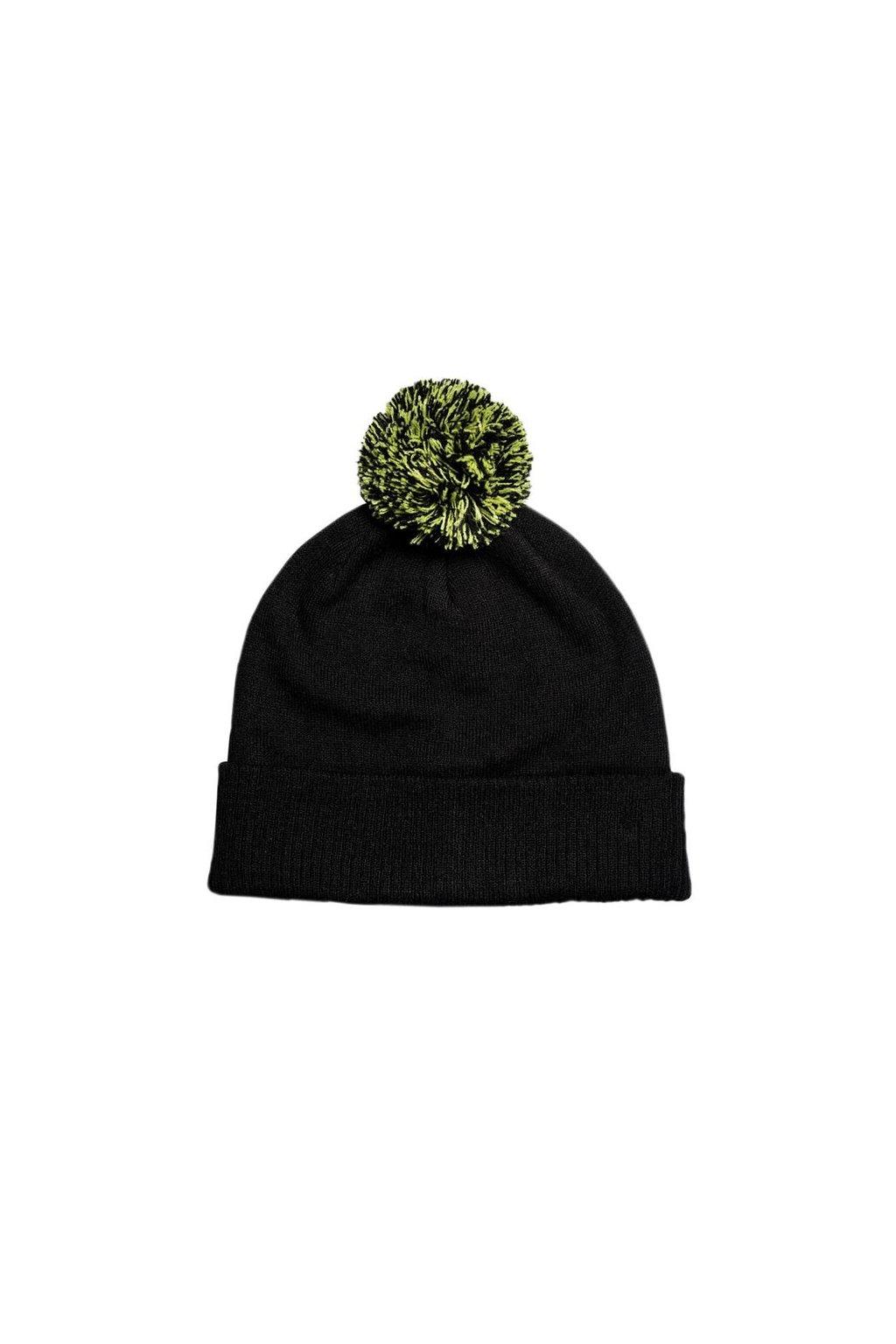 RidgeMonkey: Čepice APEarel Dropback Bobble Hat Black
