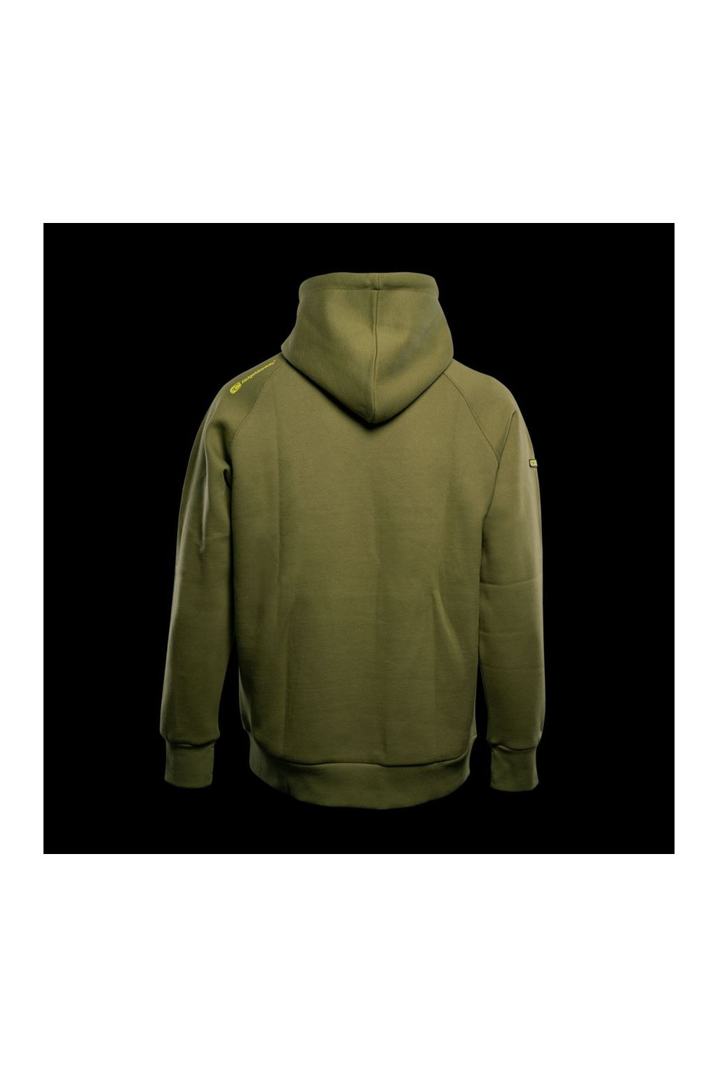 RidgeMonkey Mikina APEarel Dropback Heavyweight Hoody Green