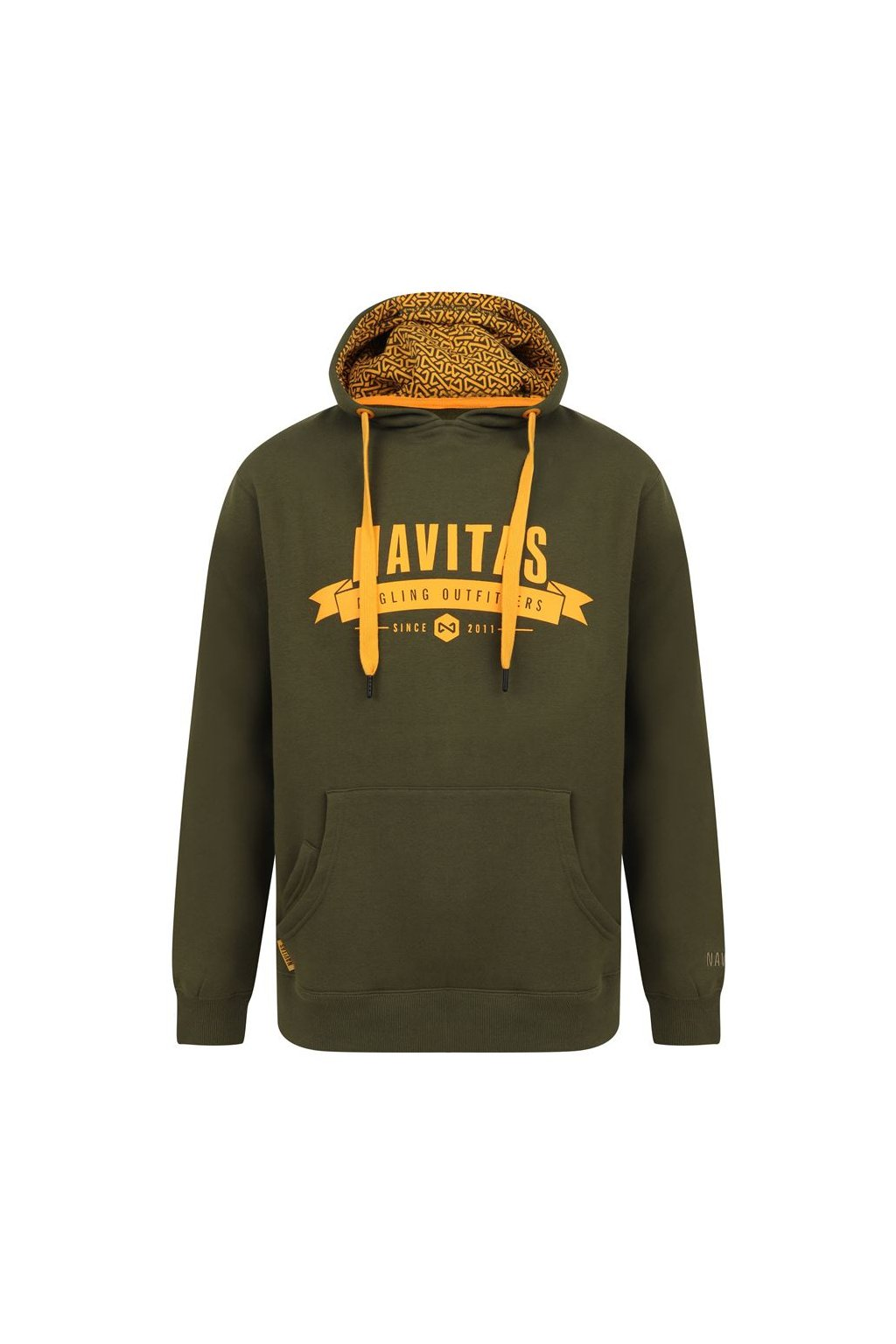 Navitas: Mikina Outfitters Hoody Green Velikost M