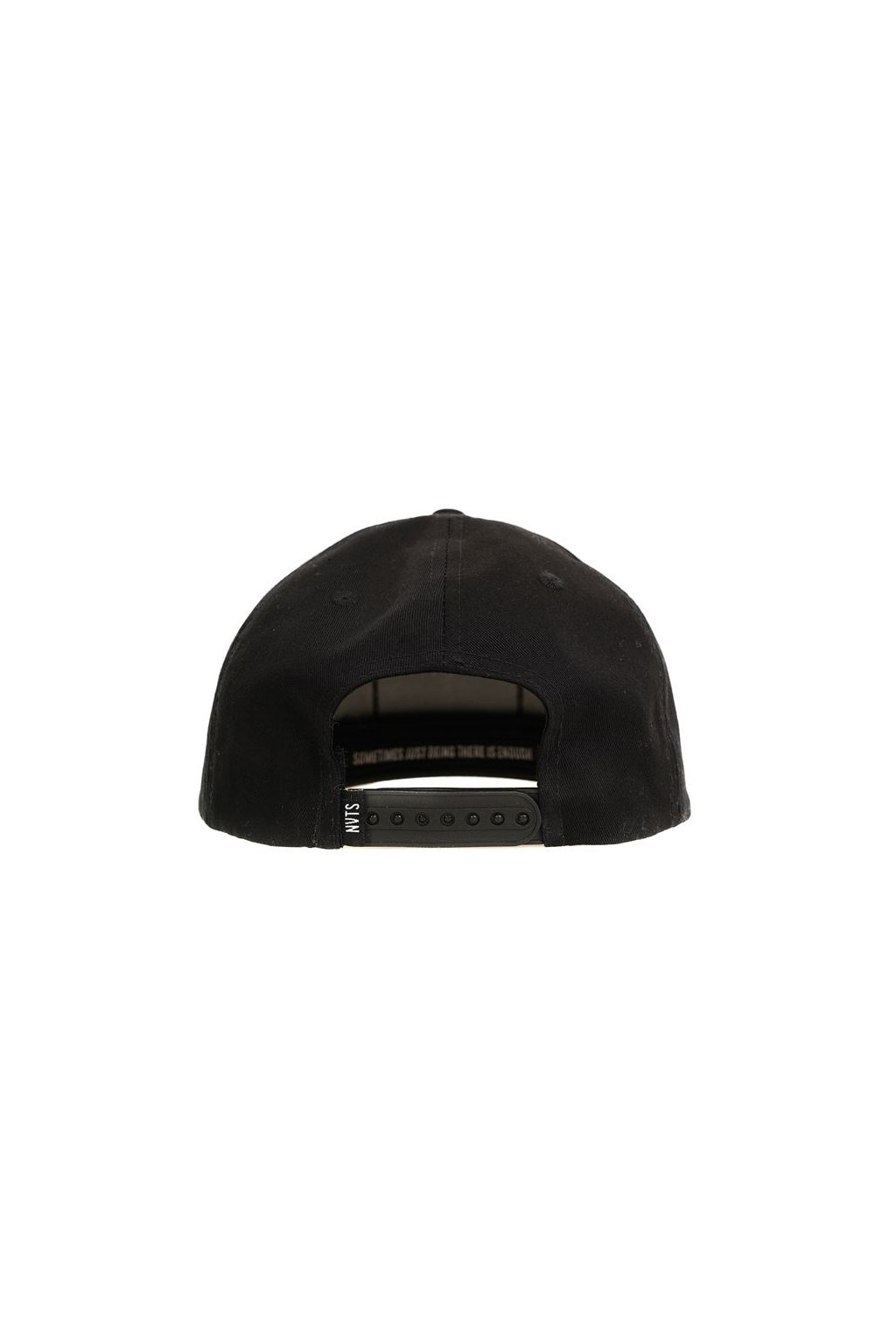 Navitas: Kšiltovka MFG Snapback Cap Black