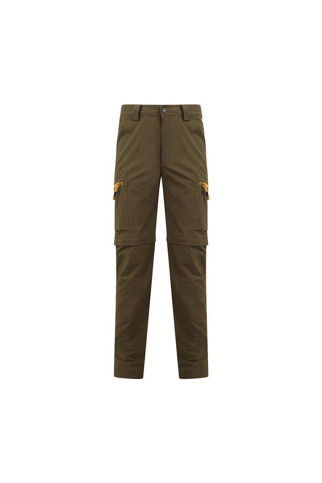 Navitas: Kalhoty Explorer Zip Off Trouser Velikost S