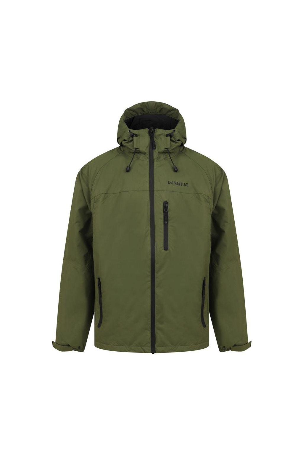 Navitas: Bunda Scout Jacket Green 2.0 Velikost L