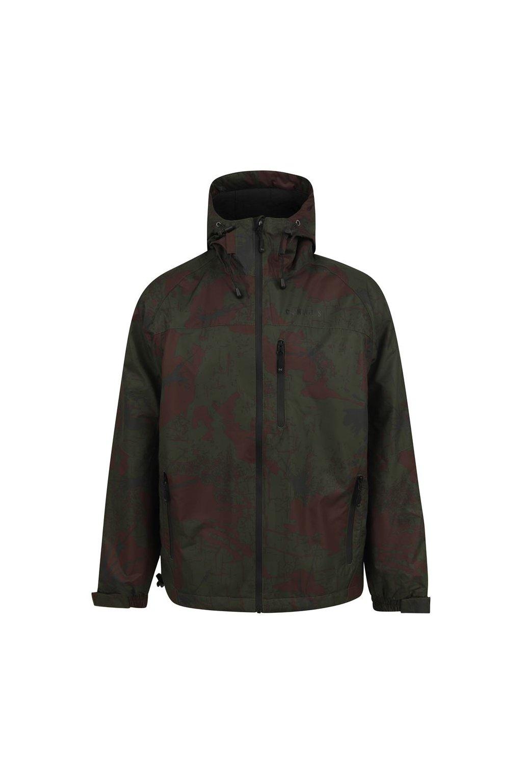 Navitas: Bunda Scout Jacket Camo 2.0 Velikost XL