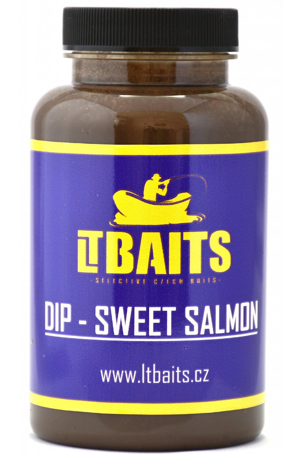 LT Baits DIP Sweet Salmon - 300g