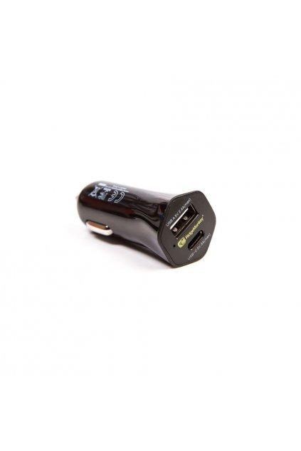 RidgeMonkey: Nabíječka do auta Vault 15W USB-C Car Charger