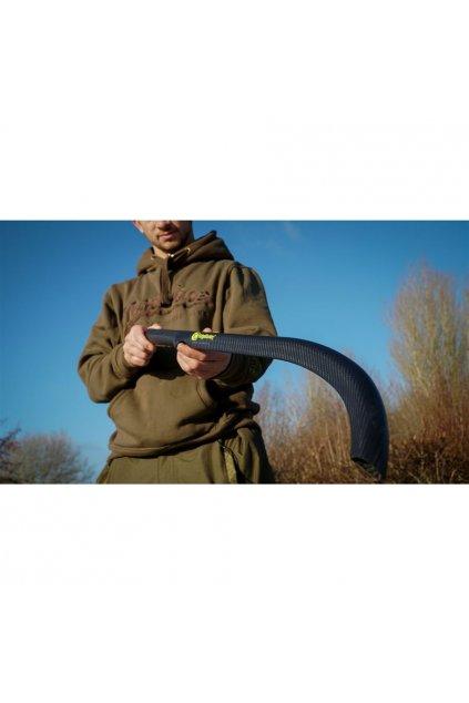 RidgeMonkey: Vrhací tyč Carbon Throwing Stick Matte Edition 26mm