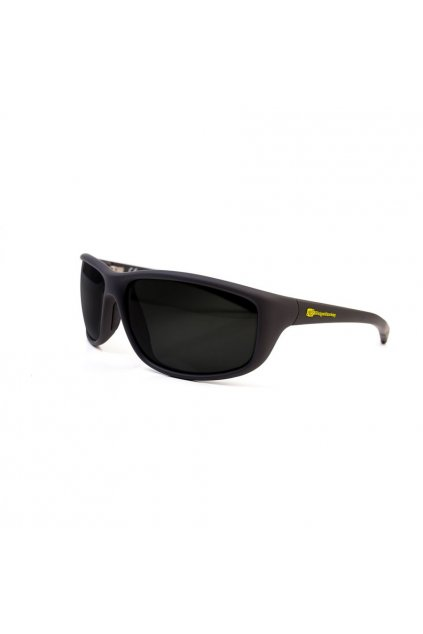 RidgeMonkey: Brýle Pola-Flex Sunglasses Smoke Grey