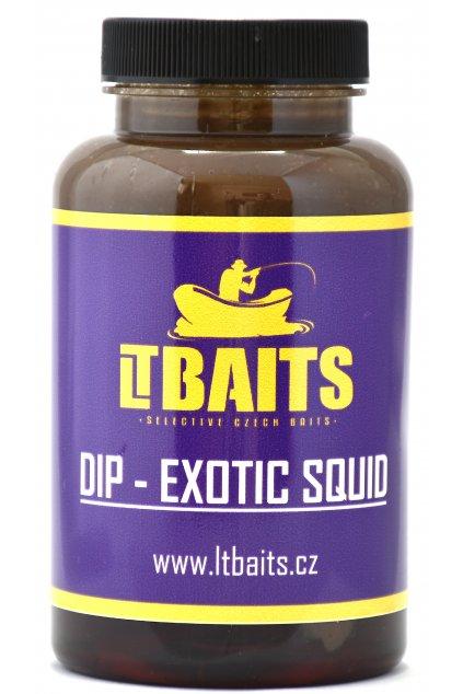 LT Baits DIP Exotic Squid - 300g
