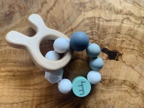 lubaby  dřevěné koustáko / MIX  Marble