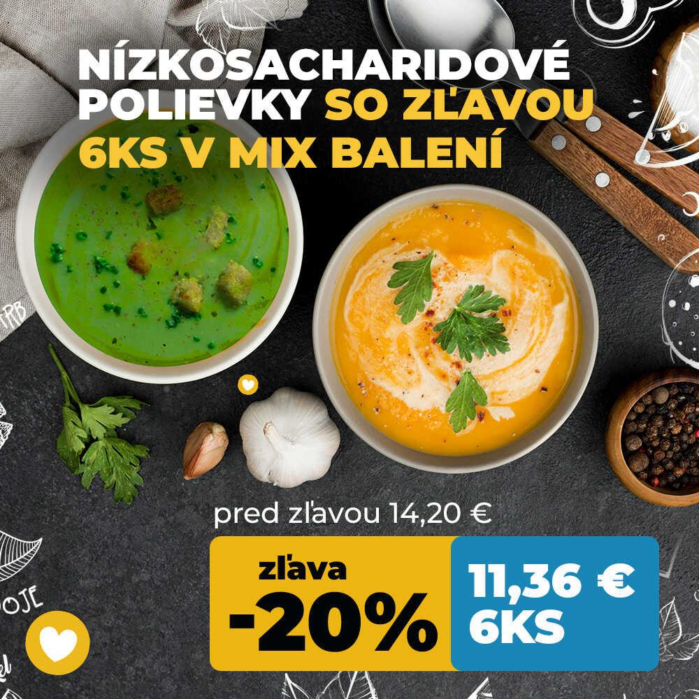 Ohrejte sa na jeseň s Low Carb polievkami
