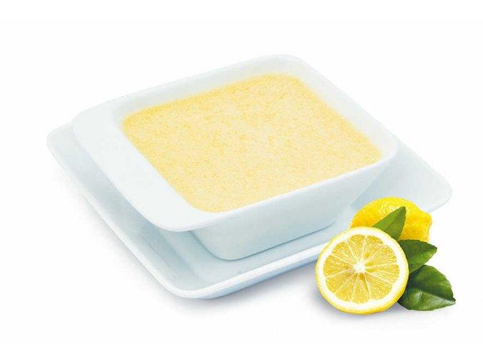 Dezert s citrónovou príchuťou