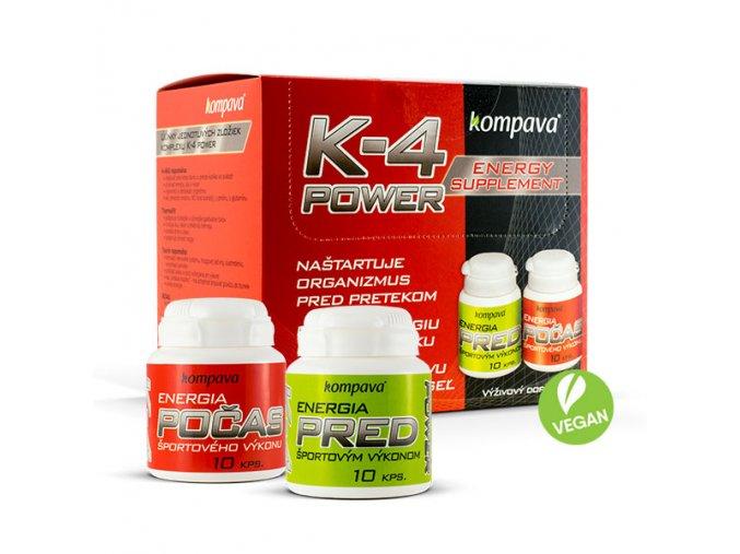 K4 Power  balicek