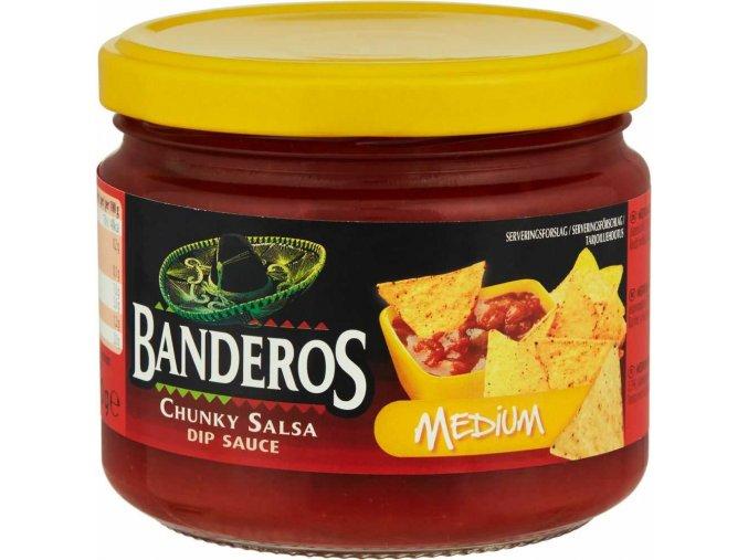 MEDIUM salsa Banderos