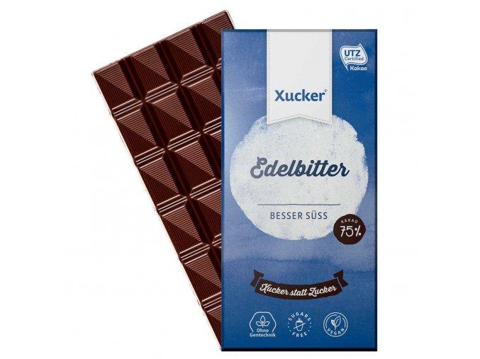 Horká čokoláda Xucker