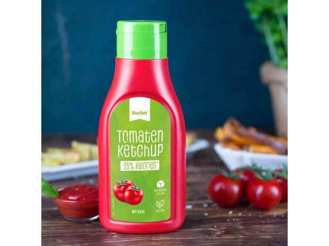 Kečup sladený xylitolom Xucker