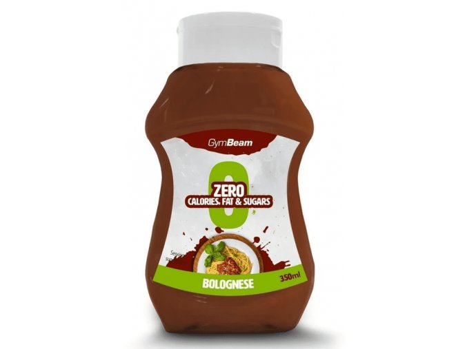 Bezkalorická omáčka Bolognese 350 ml