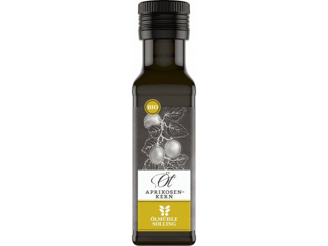 BIO Olej z marhuľových jadierok
