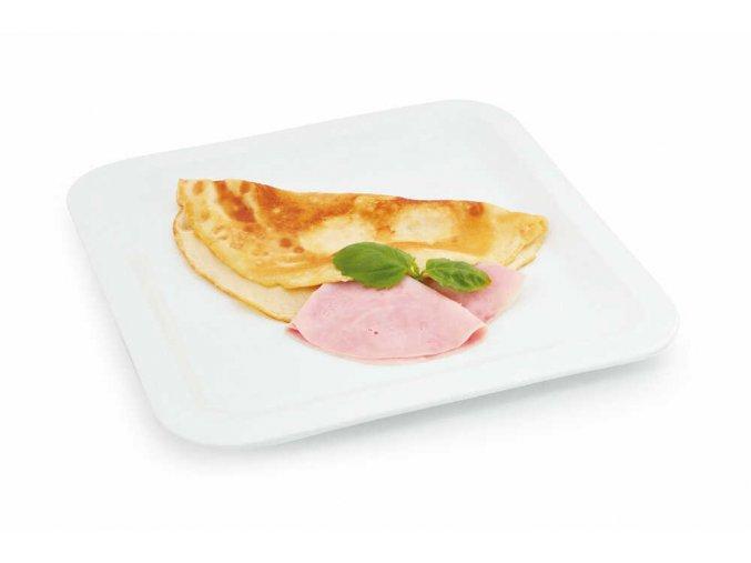 Omeleta s príchuťou šunky