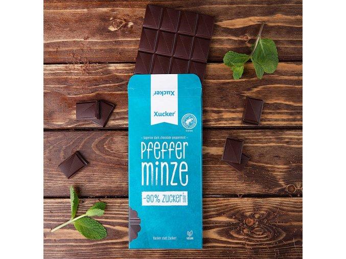 mood schokolade pfefferminze