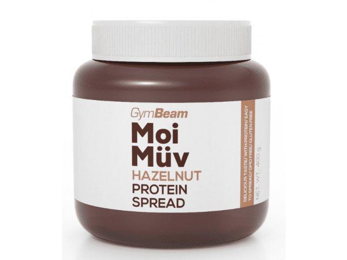 Proteínová nátierka MoiMüv hazelnut