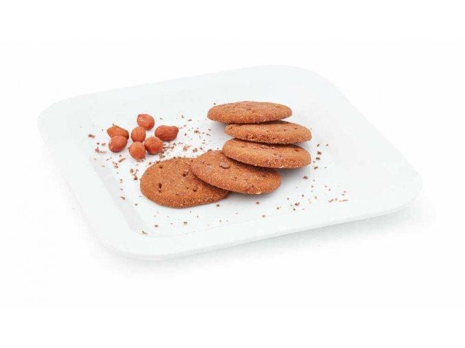 Kakaové sušienky s lieskovými orieškami