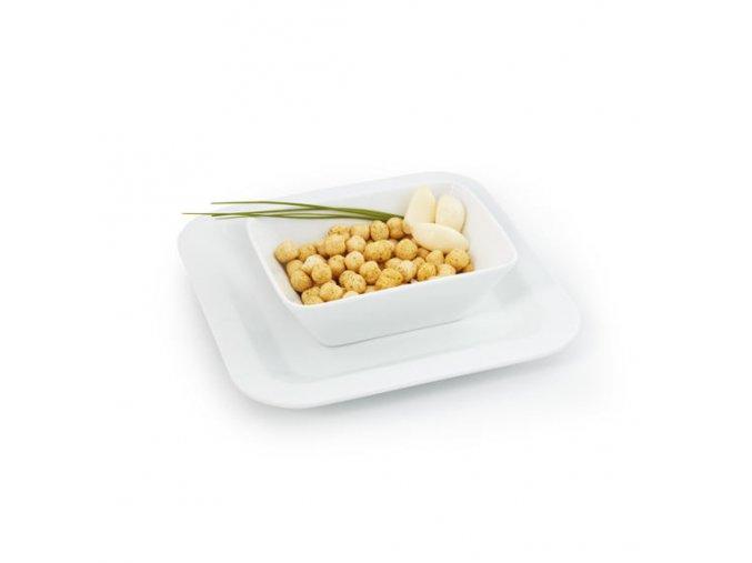 Chrumkavé guličky s príchuťou cesnaku a petržlenu