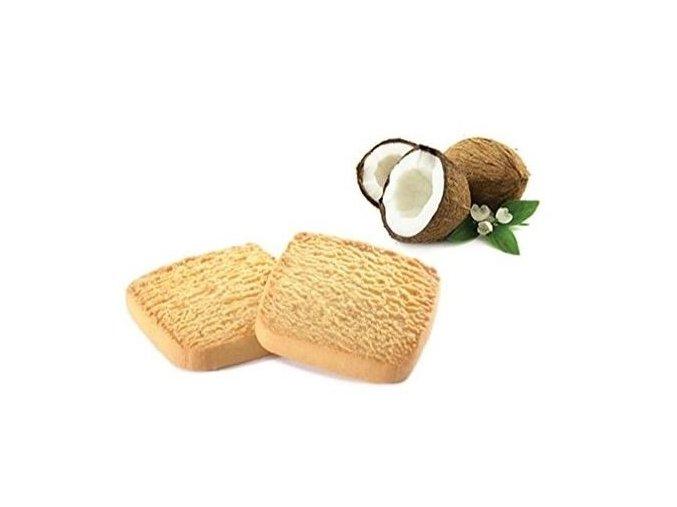 Proteinové sušienky s kokosom