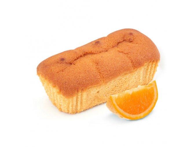 Proteinové buchtičky s pomarančom