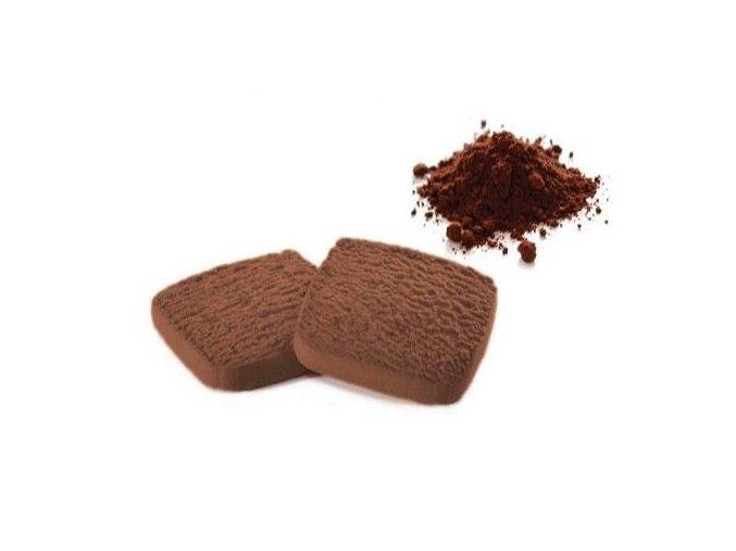 Proteinové sušienky s kakaom