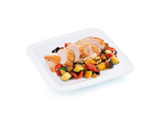 Kuracie prsia s ratatouille zeleninou