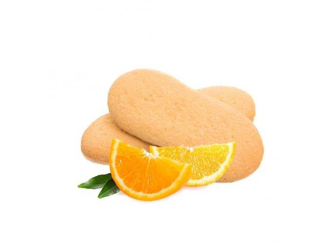 Piškóty s pomarančom