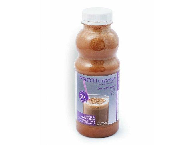 Nápoj s príchuťou ľadové cappuccino