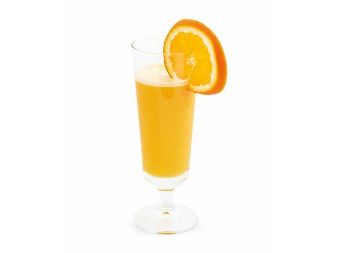 Nápoj s pomarančovou príchuťou