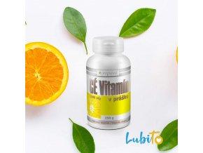 CÉ Vitamín v prášku