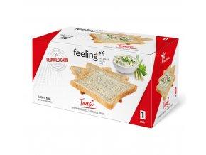 Chrumkavý toast - cele balenie