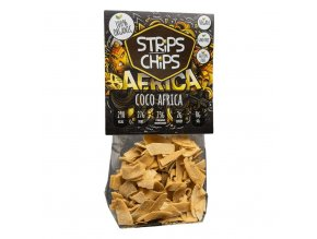 Coco Africa Strips Chips