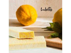 Tyčinka s citrónovou príchuťou