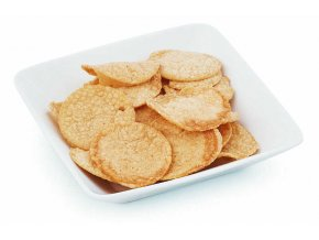 Prírodne solené proteínové chips