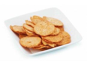 Chipsy s príchuťou barbecue