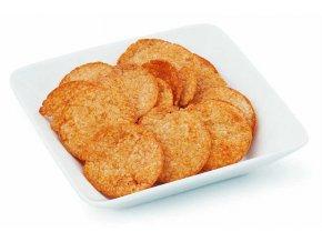 Paprikové chipsy