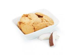 Nízkokalorické sušienky s príchuťou kokosu