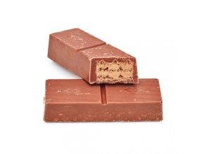 Čokoládová tyčinka s oblátkou