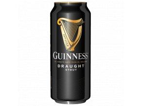 Guinness tmavé pivo v plechovke