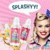 Ochutené kvapky Candy Splash