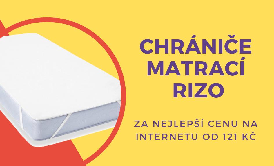 Chrániče matrací RIZO