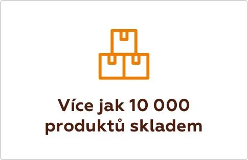 Vice jak 10 000 produktu skladem