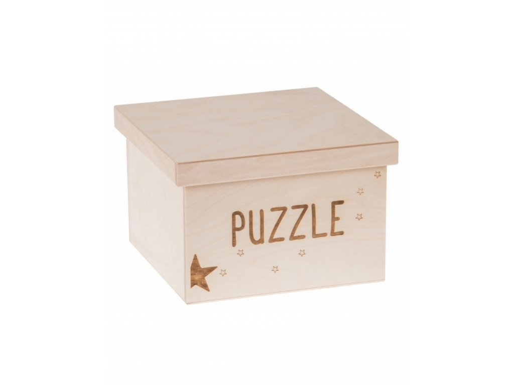 Dřevěné krabičky / boxy
