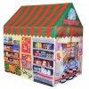 Dětský stan - motiv supermarket